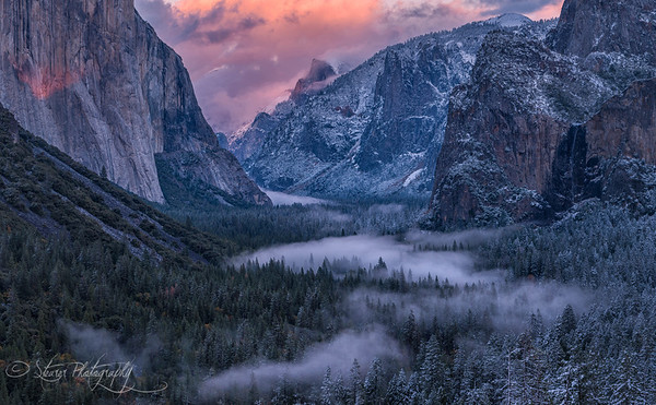 Magic Yosemite