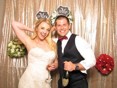 Huskins & Musgrove Wedding