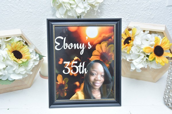 Ebony's 35th Birthday Surprise