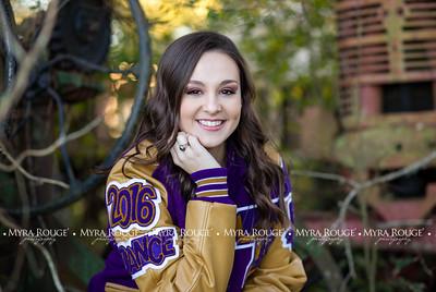 Elise Senior 2016