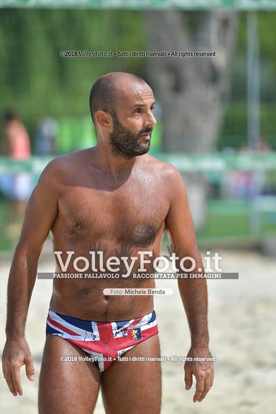 presso Zocco Beach PERUGIA , 25 agosto 2018 - Foto di Michele Benda per VolleyFoto [Riferimento file: 2018-08-25/ND5_8617]