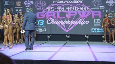 IFBB Bikini Finals Video