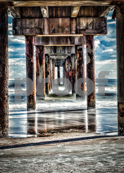Fishing Pier Photography