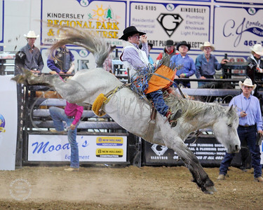 Kindersley Indoor Rodeo Hilites - 100 images