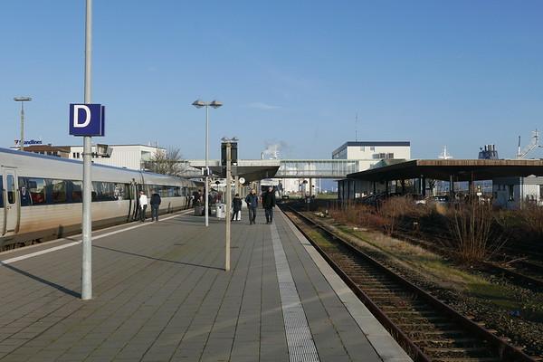 Hamburg to Copenhagen