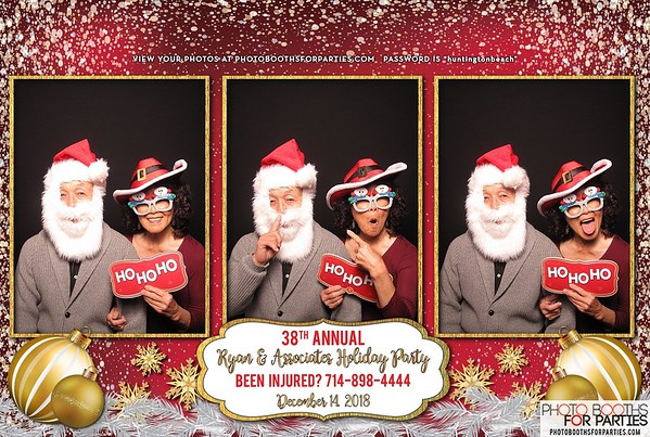 38th Annual Ryan and Associates Holiday Party