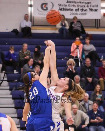 2018-2-28 WHS Girls Basketball vs Salem Prelims