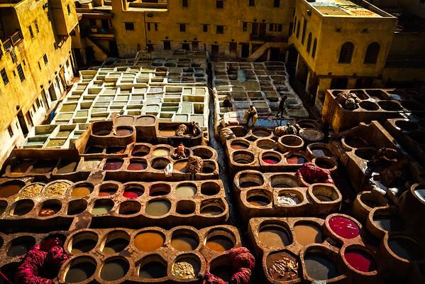 Morocco - Fes