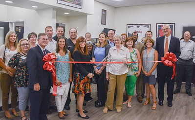 Sports & Osteopathic Medicine Open House and Ribbon Cutting