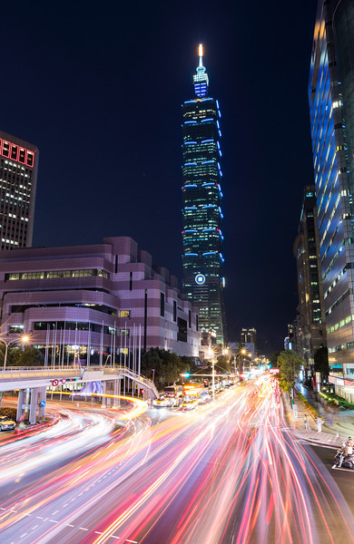 Taipei 101 Traffic Flow.JPG