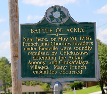 Backroads - Tupelo Otoc to Ackerman