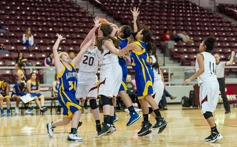 Lady Lopes JV vs Hale Center, 12-15-2015
