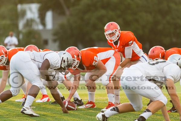 Boone Varsity Football #52 - 2012