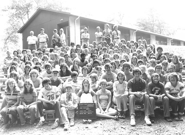 Camp Photos 1977