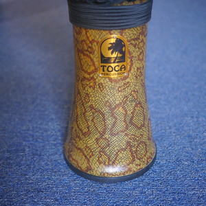 Used Toca Djembe Hand Drum