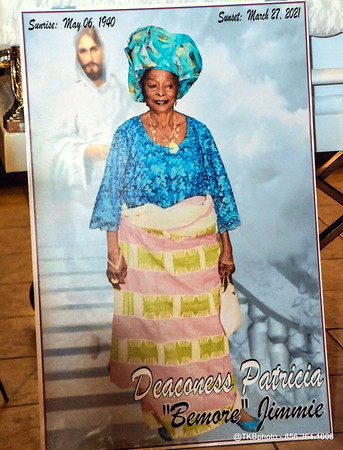 Homegoing Services - Deaconess Patricia Bemore Jimmy