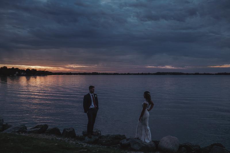 Sunset Wedding Lake Shore Yacht and Country Club Cicero New York 053.jpg