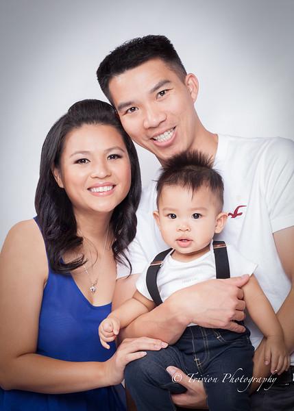 Thuy&Do Family