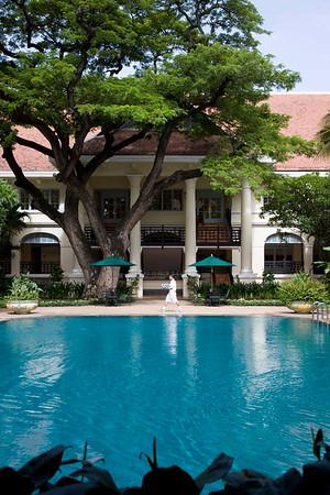 Raffles Hotel, Le Royal, Phnom Penh