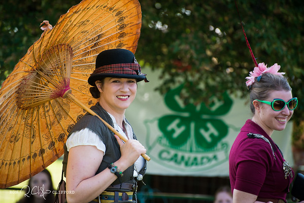 Coldwater Steampunk Festival 2014