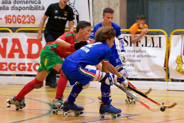 U17 Male Euro Hockey 2018