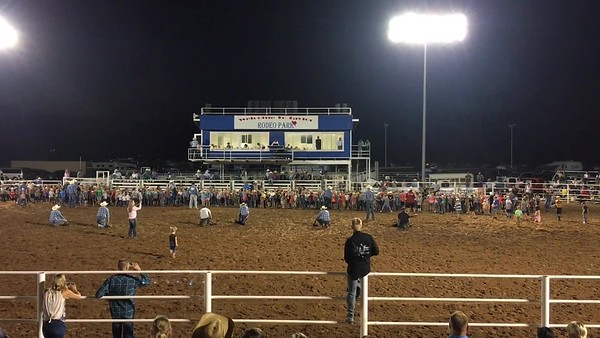 2019 Snowflake Pioneer Days Rodeo