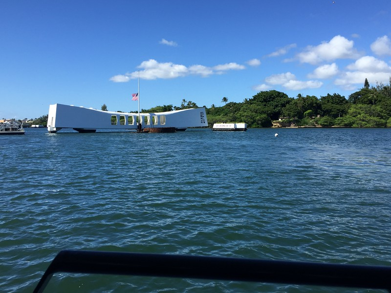 11/11/2018 - USS Arizona Memorial