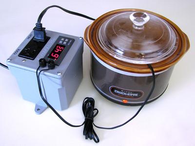 Make Water Bath Crock Pot Mash