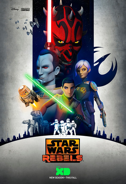 FIRST LOOK: 'Star Wars Rebels' Season Three official trailer