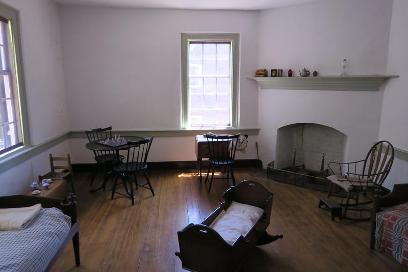 John Vogler House (ca. 1819) -- Children's Room