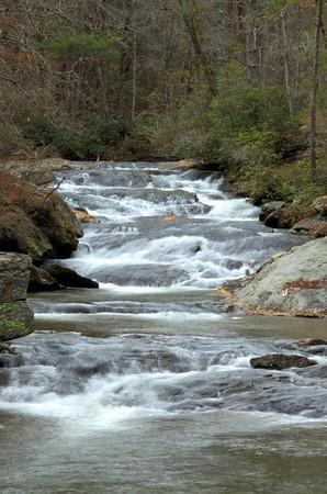 Panther Creek Falls Trail 2/23/14