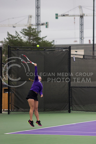 KSU Women's Tennis vs Witchita State