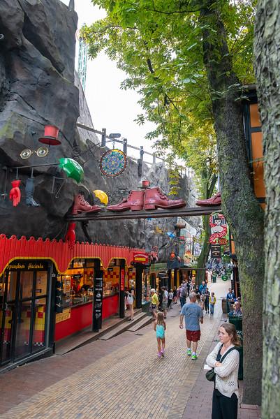 Tivoli Gardens - Scenery