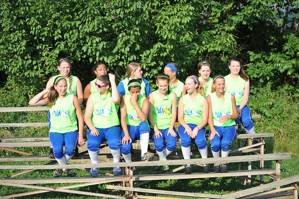 2012 Catonsville Chaos Team Pictures