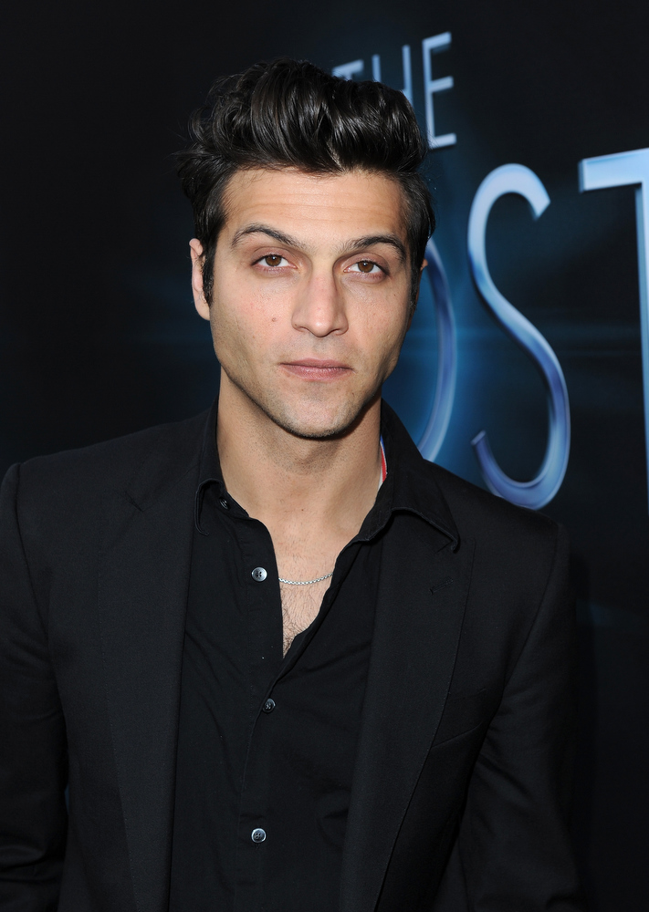""". Actor Alexander DiPersia attends the premiere of Open Road Films \""""The Host\"""" at ArcLight Cinemas Cinerama Dome on March 19, 2013 in Hollywood, California.  (Photo by Kevin Winter/Getty Images)"""