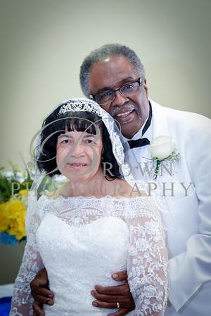 Frederick's 50th Wedding Anniversary