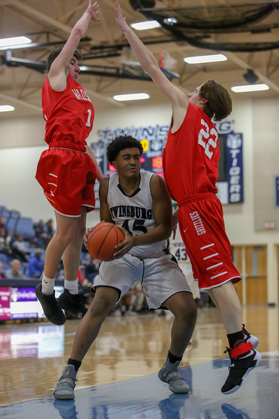 Twinsburg Boys Junior Varsity Basketball