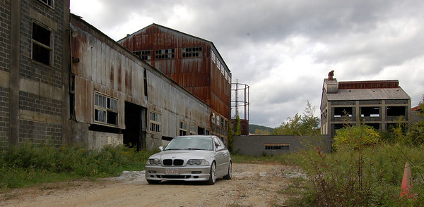 BMW E46 323i