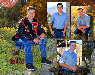 Derek's Senior Portraits