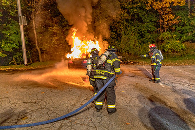 10-27-2020 Car Fire & Extrication Drill