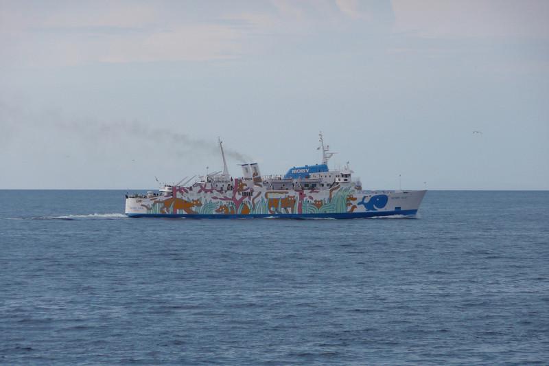 Traghetto per l'Isola d'Elba