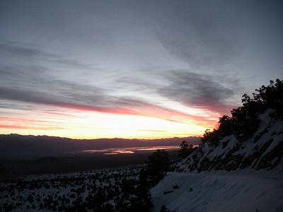 Lower Boy Scout Lake - December 31, 2010
