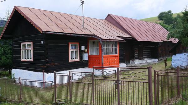 Slovakei Velo Tag4 - So 14.7.19: Piwniczna Zdroj (Polen) - Levoca (Slovakei), 98km
