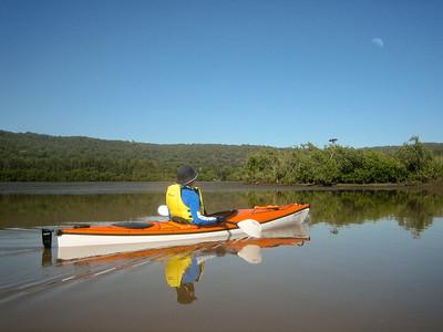 Narara Creek Kayak