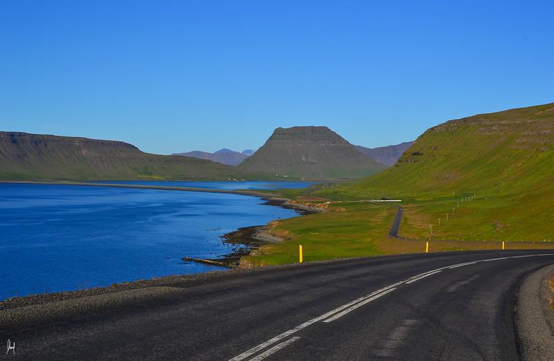 South of Stykkishólmur, Iceland