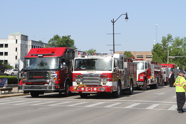 24th Annual  Fallen Firefighters Memorial And Fire Fighting Medal Of Honor Awards