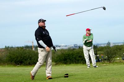 Golfmót VÍS 2012