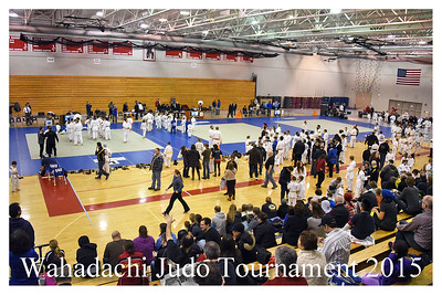 Wahadachi Judo Tournament 2015