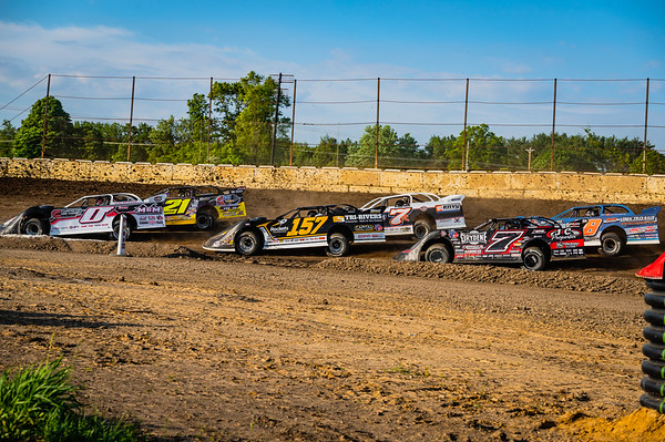 Plymouth Speedway • June 5
