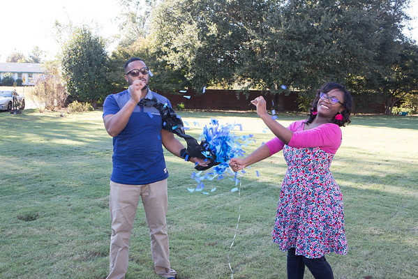 Mitchell & Dariona Gender Reveal Party